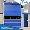 Flexible Industrial High Speed PVC Shutter Doors