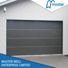 Single Sectional Garage Door