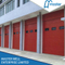 Industrial Door with PU foamed