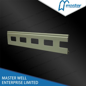 Extruded Aluminum alloy roller profile