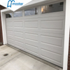 Residential Insluted Steel Side Sliding Sectional Garage Doors with Windows