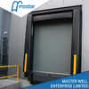 Industrial Overhead Door Loading Bay Bay Rigid Dock Shelter