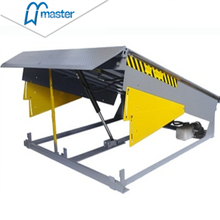 Adjustable Forklift Typical Overhead Loading Dock Leveller