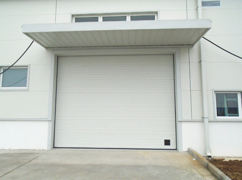 What are the different types of garage door?