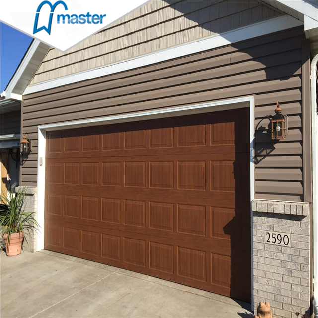 The advantages and disadvantages of different material garage doors
