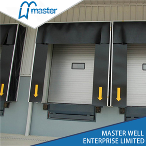 Adjustable Overhead Door Warehouse Rigid Dock Shelter