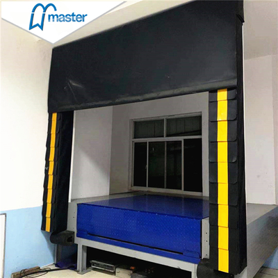 Inflatable Loading Bay Truck Rigid Dock Shelter