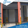 Loading Bay Tapered Shipping Cold Storage Dock Shelter