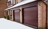 How to install sectional garage doors?