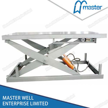 Electric Portable Warehouse Loading Dock Leveler