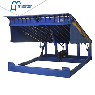 Container Customized Sizes 12T Heavy Duty Loading Dock Leveller