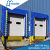 Warehouse Inflatable Foam Loading Dock Shelter