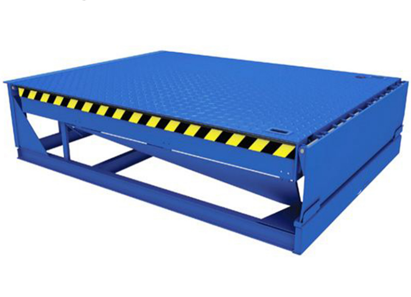 What's the difference between hydraulic dock leveler and mechanical dock leveler?