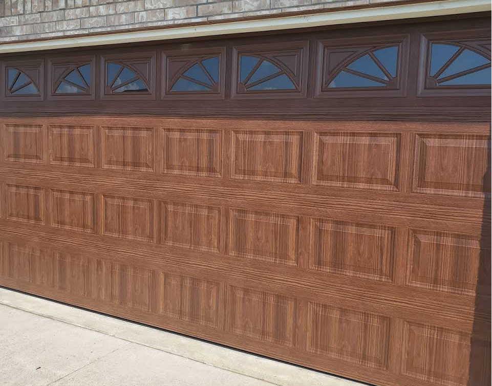 What's the best material for a garage door?