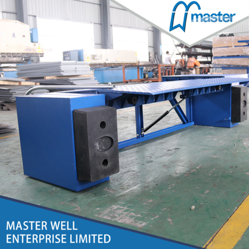 Automatic Portable Container Loading Dock Leveler