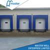 Compression Warehouse PVC Cushion Pad Rigid Dock Shelter