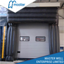 Industrial Overhead Loading Bay Rigid Dock Shelter